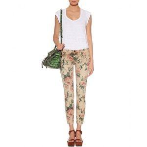 Current / Elliott jeans in Haystack floral